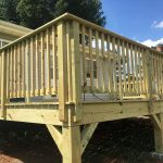 deck contractor in Lawrenceville GA