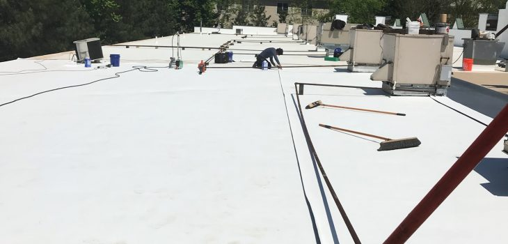 Commercial TPO Roofing - MDJ Roofing & Construction