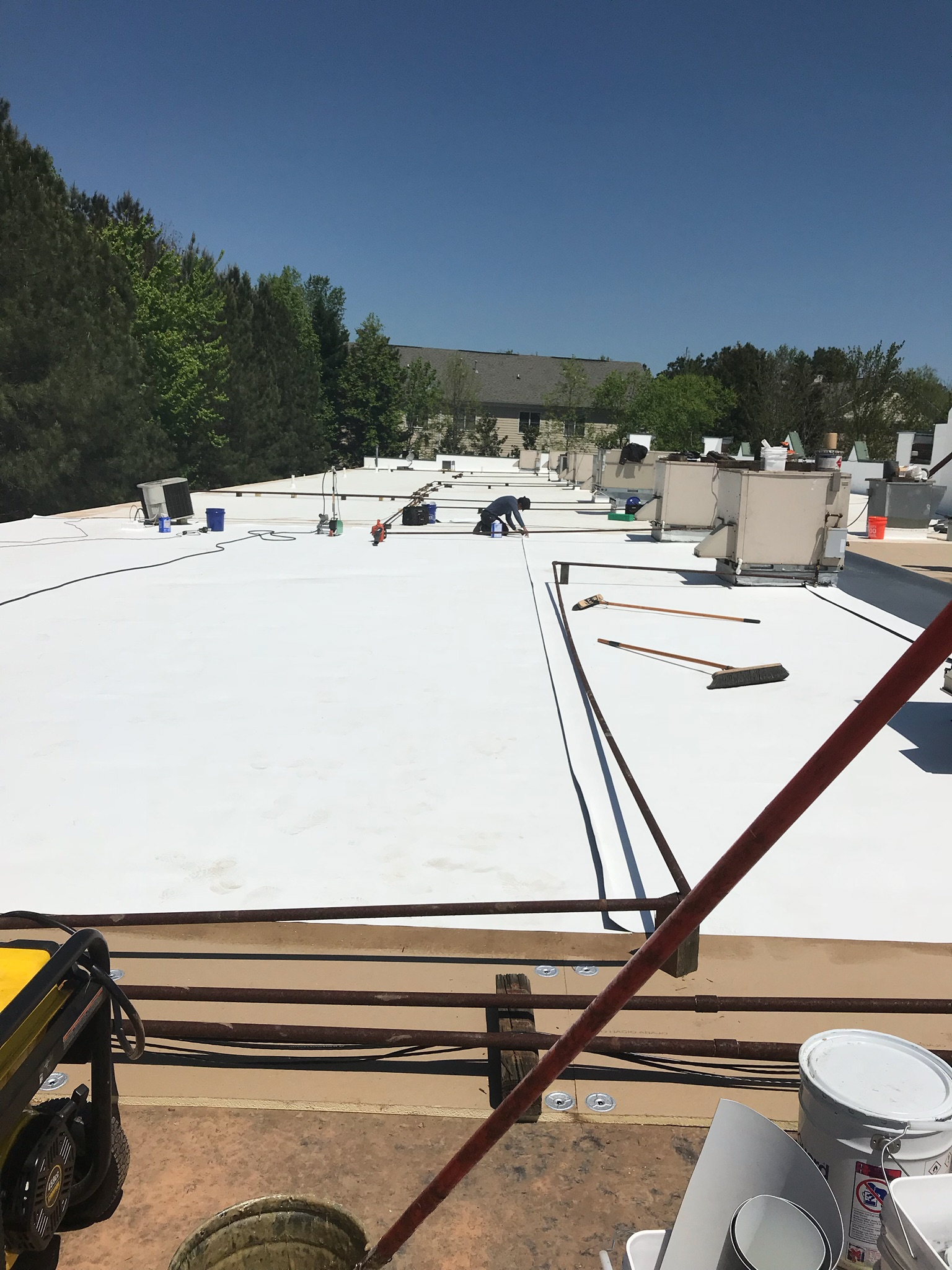 Commercial TPO Roofing